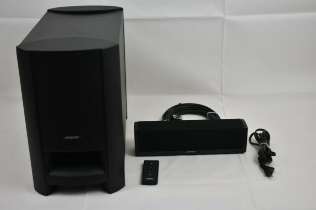 Bose Cinemate 9 Home Theater Speaker System