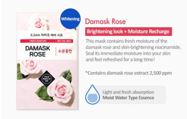 "[Etude House] ""0.2 Therapy Air Mask Sheet"" Korean Face Pack / 15 types"