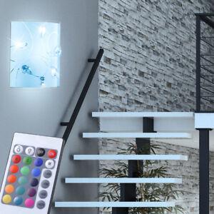 LED-RGB-Effet-Mur-Lampe-de-mauvaise-7-W-salle-bain-changeante-couleur-commutable