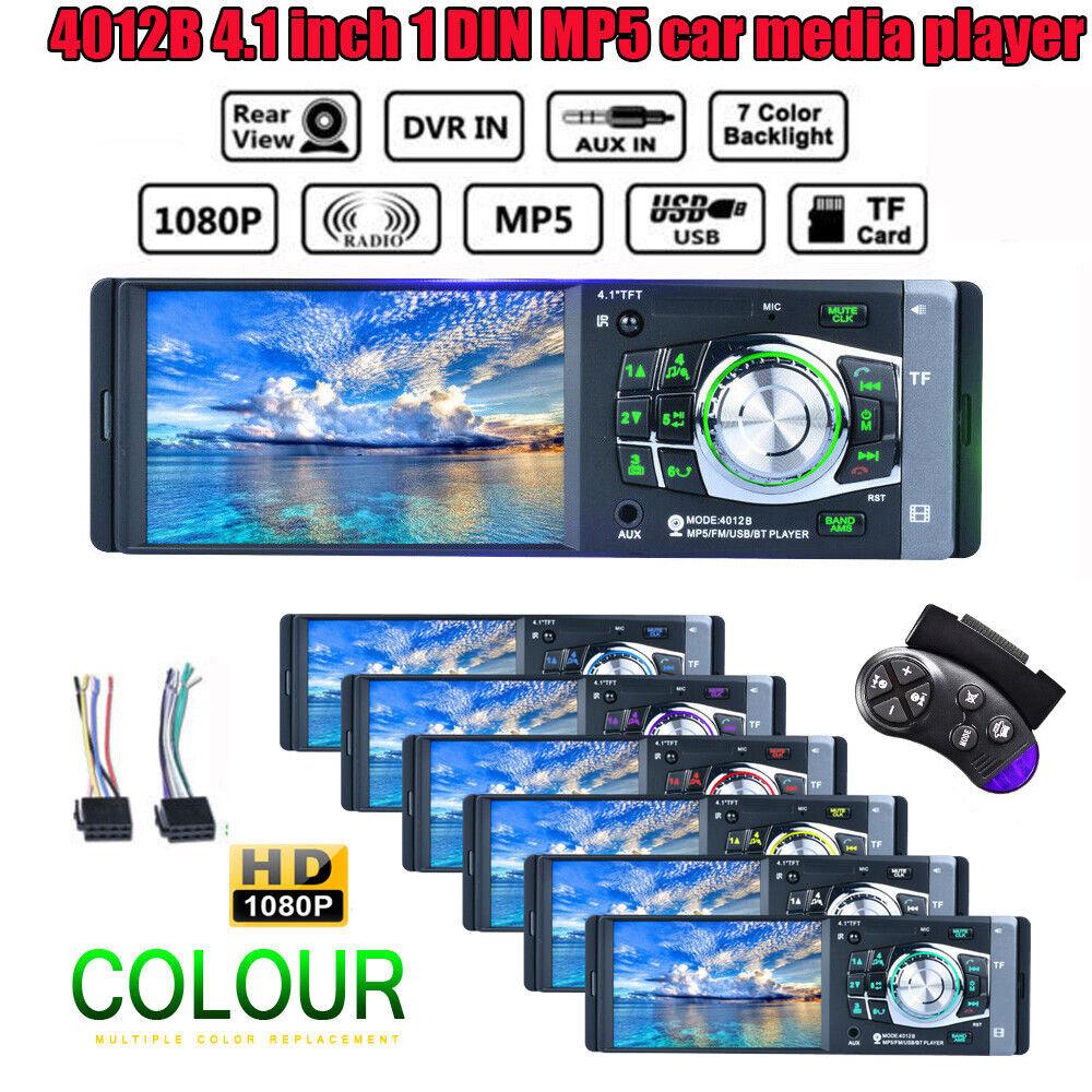 4.1 inch Radio Stereo USB Player In-dash