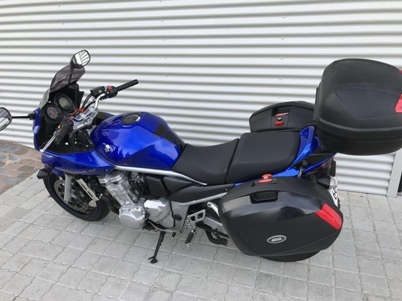Suzuki, GSF 650 S Bandit, 656