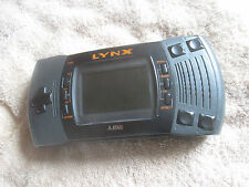 Faulty Atari Lynx Model 2 Grey Handheld System / Console