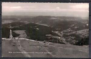 Ansichtskarte-Blick-vom-Feldberg-Schwarzwald-Titisee