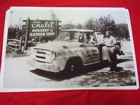 1958 International Harvester Pickup A100 11 X 17 Photo Picture
