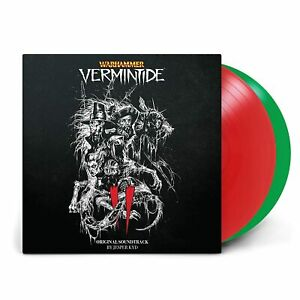 Ost - Warhammer: Verminitide 2 (180g Red+Green 2lp Gf.) [Vinyl LP] 2LP NEU OVP