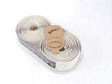 Cinelli Handlebar Tape WHITE padded cork ribbon bar vintage Bike NOS