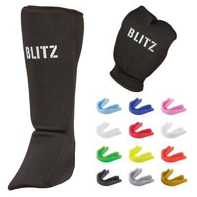 Blitz Elasticated Hand Pads