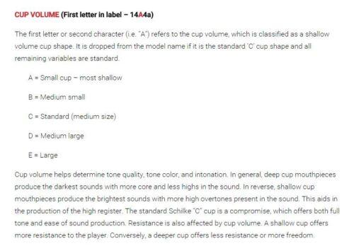 Genuine Schilke 14A4x Silver Professional Trumpet Mouthpiece **New in Box**