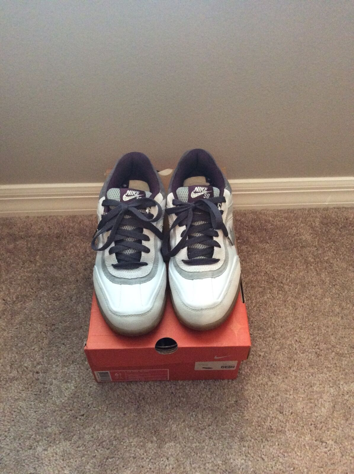 Men's white/tan/gray Nike Air Max '95Price reduction US size 7 Brand discount