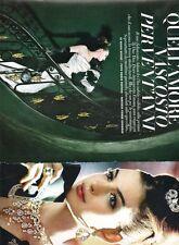Ga47 Ritaglio Clipping del 2011 Anne Hathaway Quell'amore nascosto per vent'anni