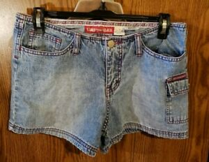 Girls-Union-Bay-Shorts-Size-7-Denim