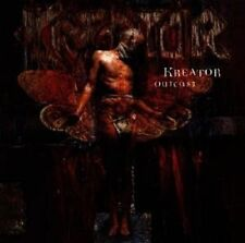 "KREATOR ""OUTCAST"" CD NEW+"