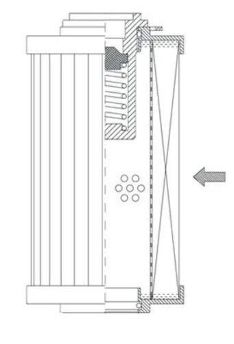 Hydraulic Filter R19C10CB Wix