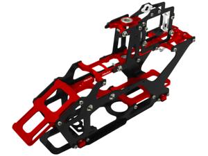 Rakon Cnc al y Cf principal conjunto de marco-Blade 230 S Rojo