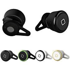 Mini Wireless Bluetooth Headset for Smartphone fone de ouvido Color Black