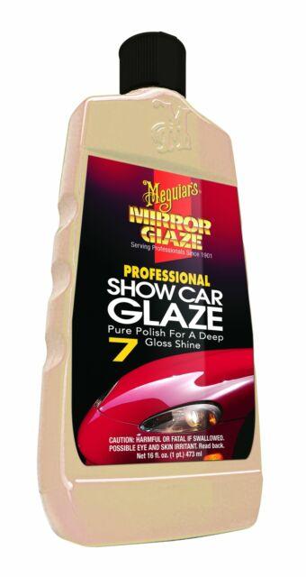 M0716 #07 Show Car Glaze 16Oz.