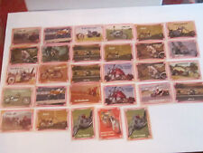 1970'S LOT OF (29) STREET CHOPPER HOT BIKE TRADING CARDS - NICE - LOT 4 TUB CB