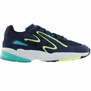 adidas-Yung-96-Chasm-Sneakers-Casual-Sneakers-Navy-Mens-Size-13-D