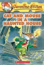Cat and Mouse in a Haunted House (Geronimo Stilton, No. 3) by Geronimo Stilton