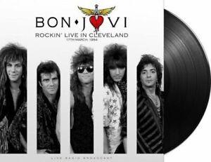 Bon Jovi – Best of Rockin' Live in Cleveland 1984   New  LP  Vinyl  in seal