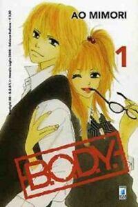 B.O.D.Y. 1/15 completa Star Comics manga body