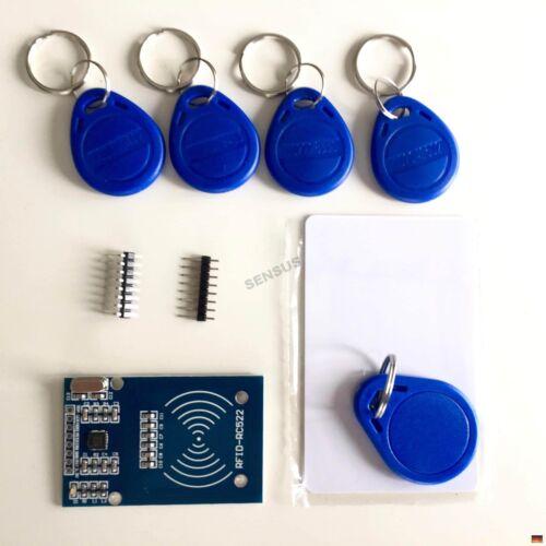 4Mifare NFC Lettore schede Modulo Reader Raspberry Pi ARD... RFID-rc522 MEGA KIT