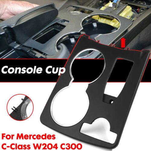 Mittelkonsole Getränkehalter Trim Abdeckung Für Mercedes Benz W204 C300 2008-14