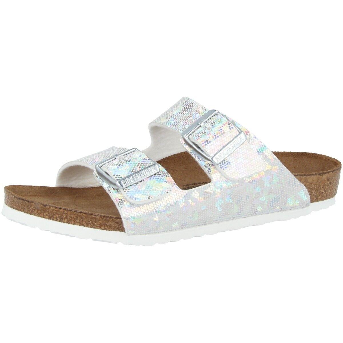 Birkenstock Arizona Kids Junior Mikrofaser Schuhe Sandalee Weite schmal 1008097