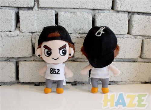 GOT7 Dream Knight Character Doll Plush Soft Toy JACKSON MARK JR BAMBAM
