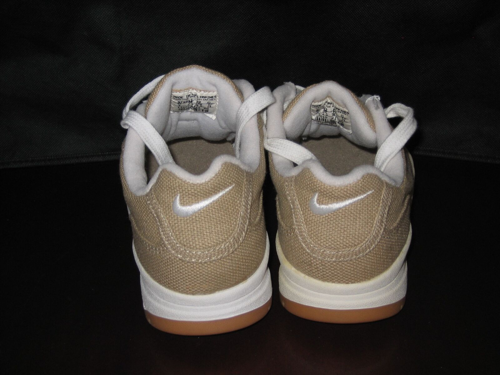 Nike Courtcup '98 '98 '98 USA 6 Canvas NIB NOS vintage ORIGINAL sneakers skate urban air ec801b