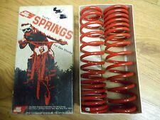 """NOS Vintage Redwing Tru Fit Gas Shock Springs 10 1/4"""" Medium Rate in Box"""