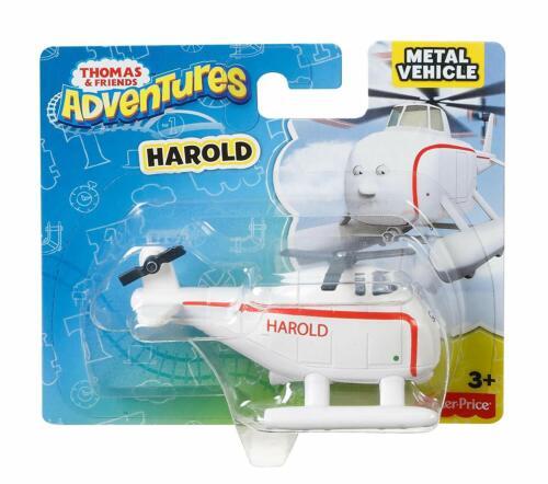 Thomas /& Friends Harold Die Cast