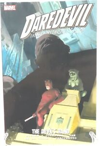 Daredevil-The-Devil-039-s-Hand-Andy-Diggle-Marvel-Comics-TPB-Paperback-New