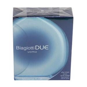 Laura-Biagiotti-Due-Homme-Apres-rasage-Spray-50-ML-Neuf