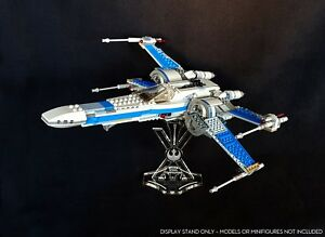 Display Stand Angled For 75149 Resistance X Wing Fighter Star Wars