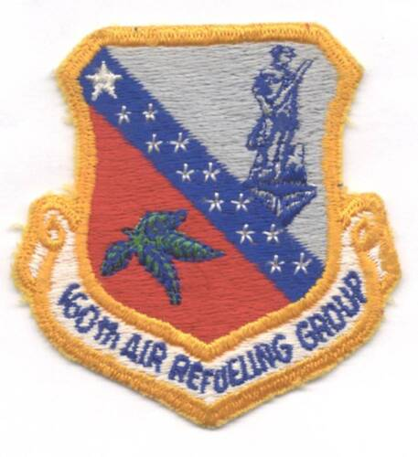 160th AIR REFUELING GROUP patch