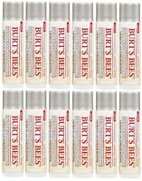 12 Pack Burt's Bees Ultra Conditioning Lip Balm With Kokum Butter 0.15 Oz Each on sale