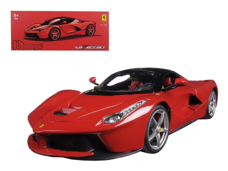 Ferrari LaFerrari F70 rouge 1 18 Diecast Model - Bburago Signature - 16901RD