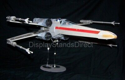 acrylic display stand for Disney store Poe Boosted Xwing Star Wars Last Jedi