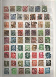 Deutsches-Reich-Germania-Hindenburg-Briefmarken-Stamps-Sellos-Timbres