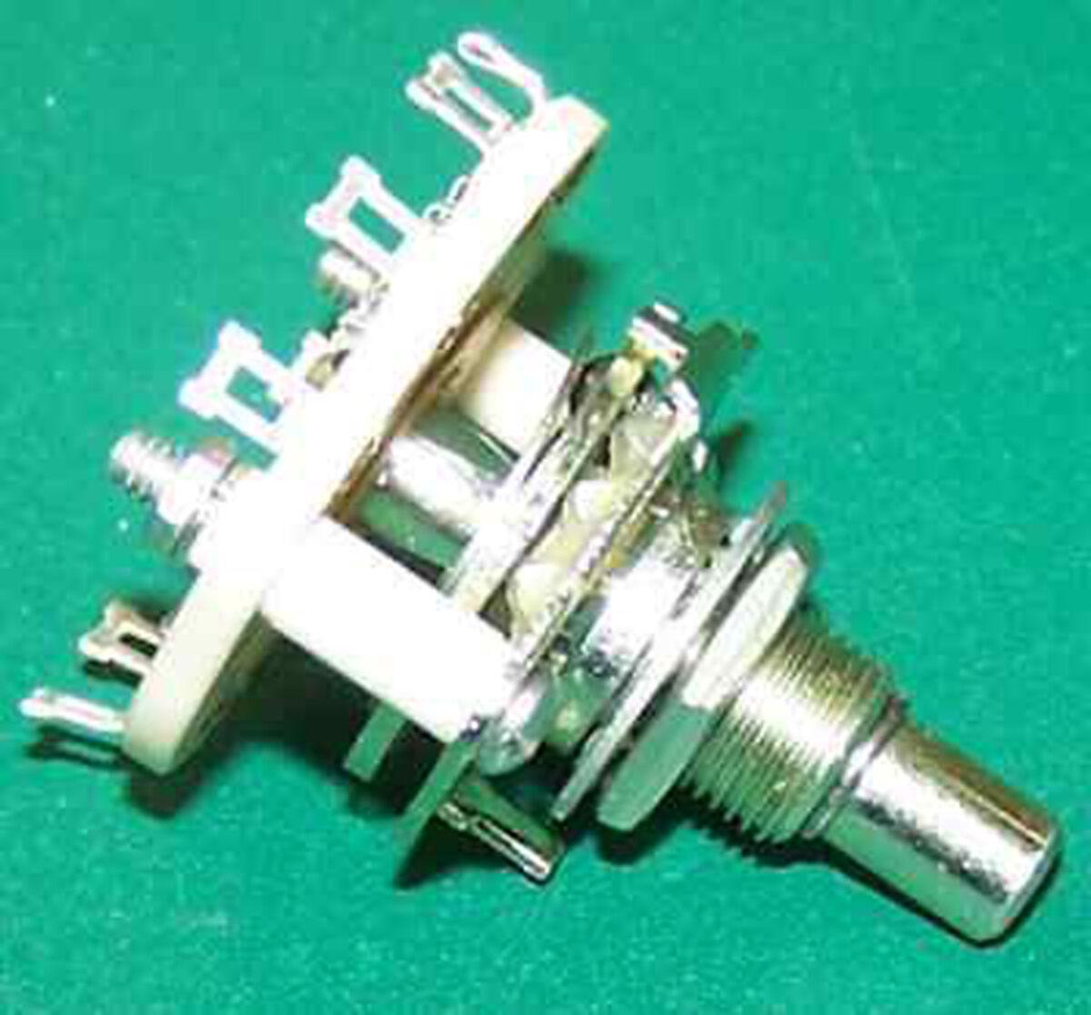 Exact Replacement +10 GR +4 Rotary Switch For Teletronix UREI UA LA-2A LA2A U1