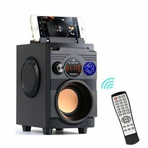 Bluetooth Speakers,Bluetooth Speaker with Loud Stereo Sound,20W Subwoofer FM