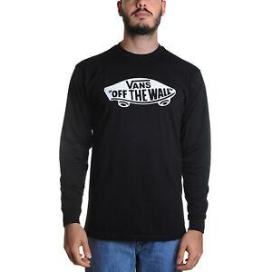 Vans-OTW-Long-Sleeve-T-Shirt-Uomo-VN00059JY281-Black-White