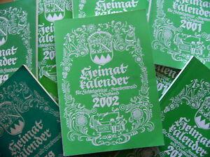 Heimatkalender-fuer-Fichtelgebirge-Frankenwald-Vogtland-1980-Erich-Meyer-Singer