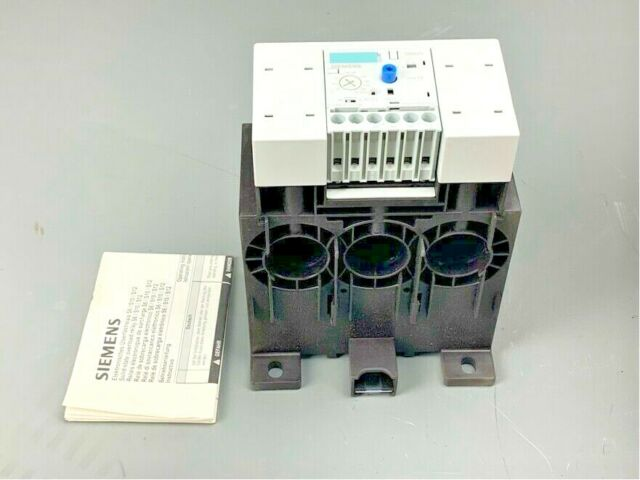 SIE 3RB2056-1FW2 OVERLOAD RELAY on