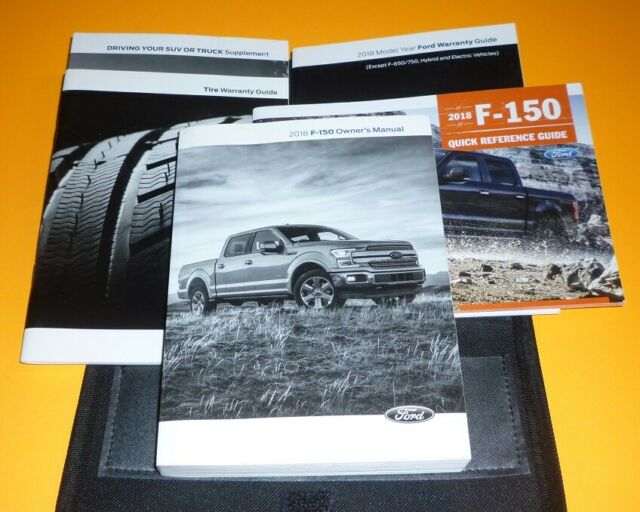 2016 Ford F 150 Xlt Owners Manual Manual Guide