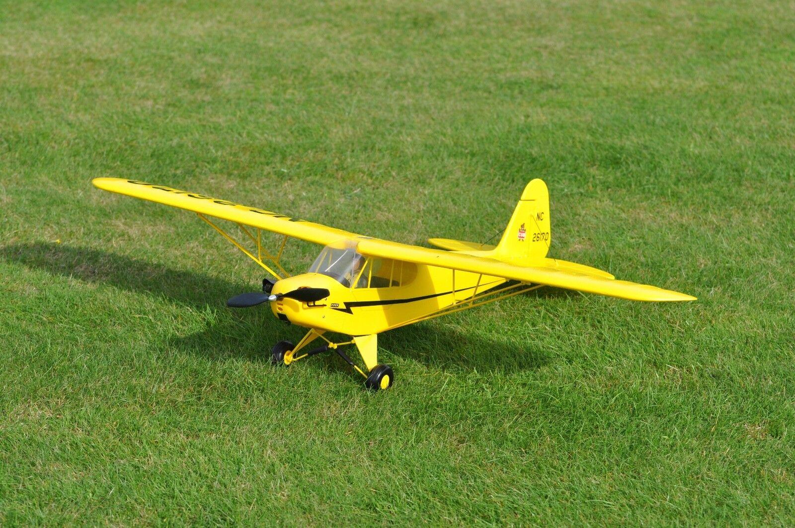 Art-Tech Piper Piper Piper J3 Cub 400 Class Radio Control Model Plane 23c136
