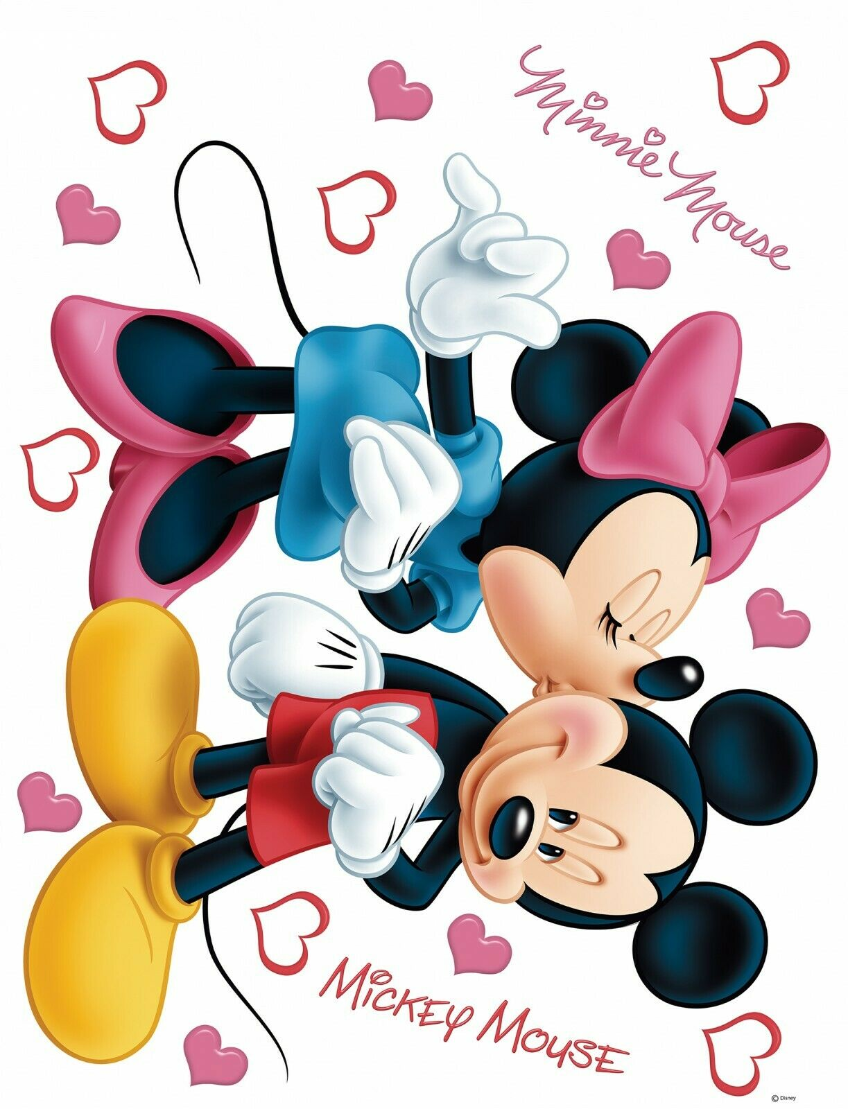 Wand Sticker DK 882 Disney Mickey Mouse