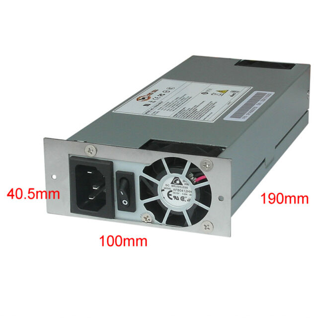 40x100mm 1U Replacement Power Supply / PSU for Finjan NG-5000 NAR-5060-612.