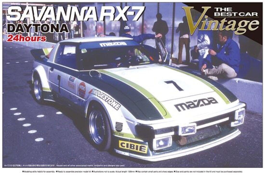 1   24 savanna rx - 7 daytona 24 stunden 1979 rohrstabilisierungseinheit
